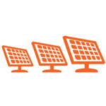 Découvrez notre première installation photovoltaïque raccordée et les centrales en projet.