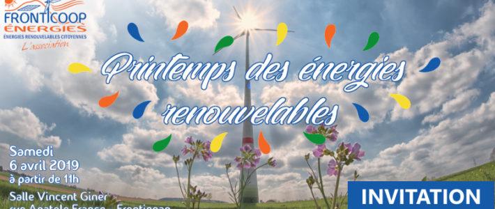 2ème printemps des énergies renouvelables